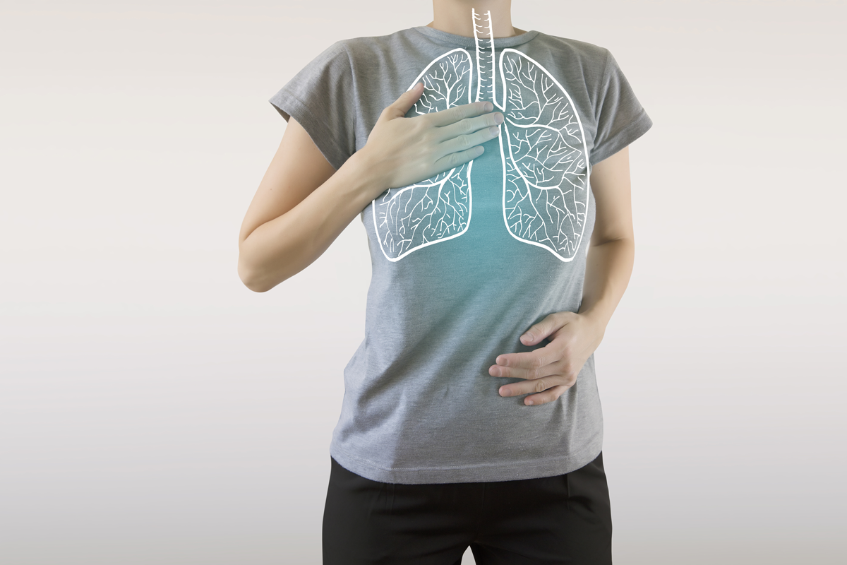 benefici della respirazione diaframmatica